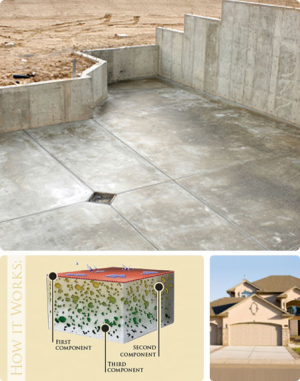 Concrete Sealing Los Angeles - Stone Masonry Sealer Orange